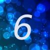 【数秘術】誕生数(ライフパスナンバー)6の資質や才能は?仕事・お金・恋愛・注意点