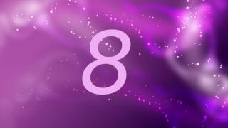 【数秘術】誕生数(ライフパスナンバー)8の資質や才能は?仕事・お金・恋愛・注意点