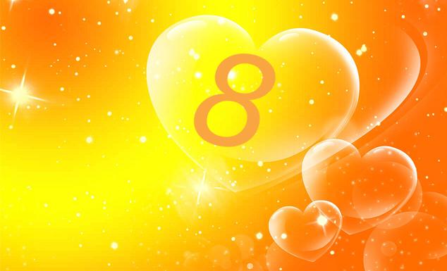 ハート数8(ソウルナンバー8)の意味は志を実現しに来た魂【数秘術】